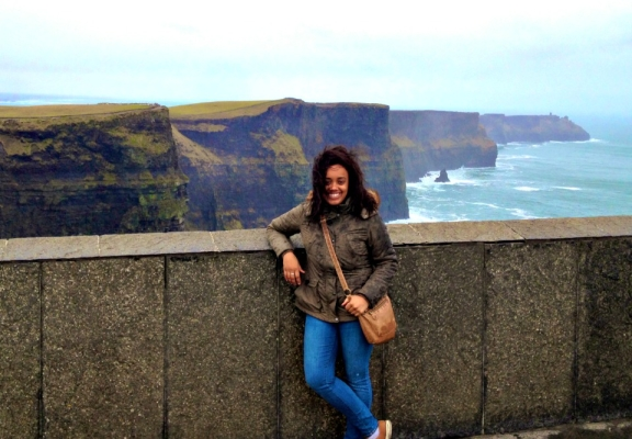 Jessica Poitevien of She Dreams of Travel