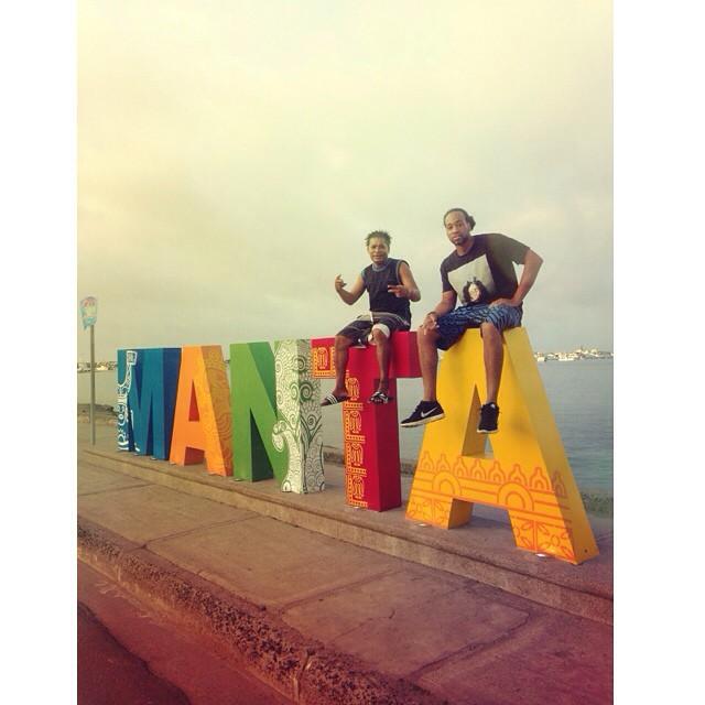 Manta, Ecuador | @cruzskywalker