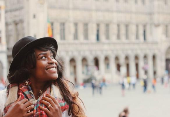 Gloria Atanmo of The Blog Abroad