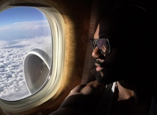 MikeBigz Landing In Cape Town