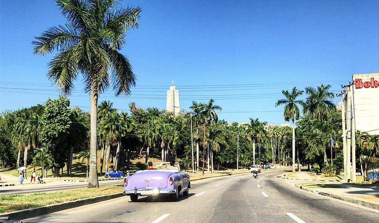 Bella Wanders in Cuba