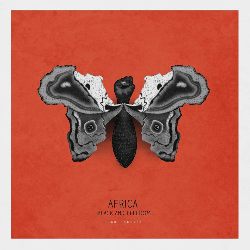 "Fred Martinx ""Black and Freedom"" Africa"