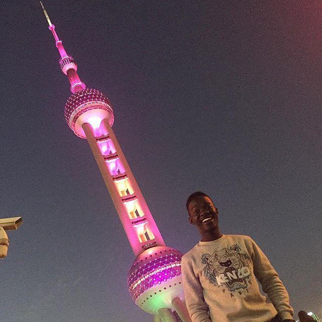 @daisychavez87 in Shanghai