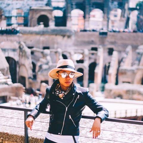@jasminefelicia in Rome