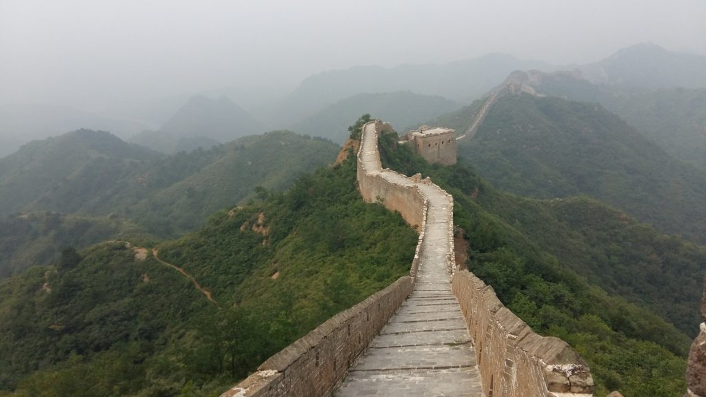Expat And The City The Great Wall Of China